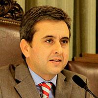 Pablo Aued presidente honorable concejo deliberante de necochea